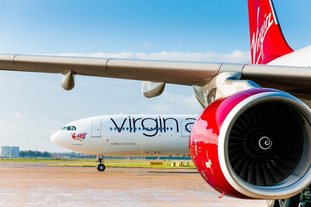 Virgin Atlantic dichiara bancarotta e chiede aiuto agli USA