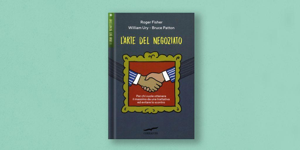 l'arte del negoziato - libro di roger fisher