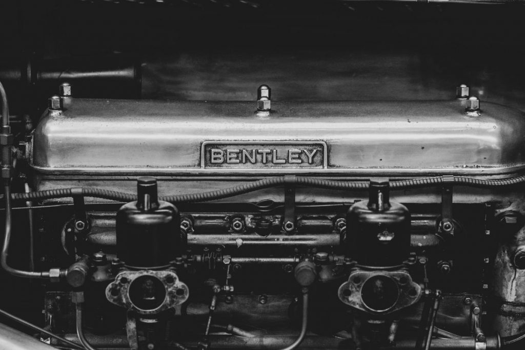 Bentley Motors Sostenibilità Digitalizzazione