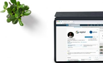 controllo delle pubblicazioni su LinkedIn
