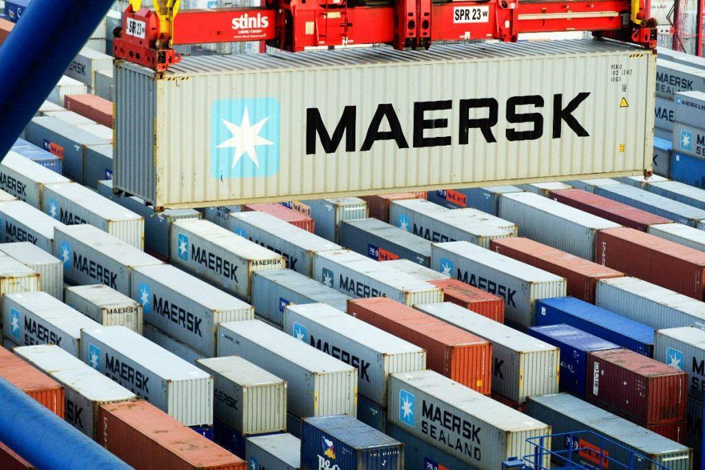 La trasformazione digitale di Maersk