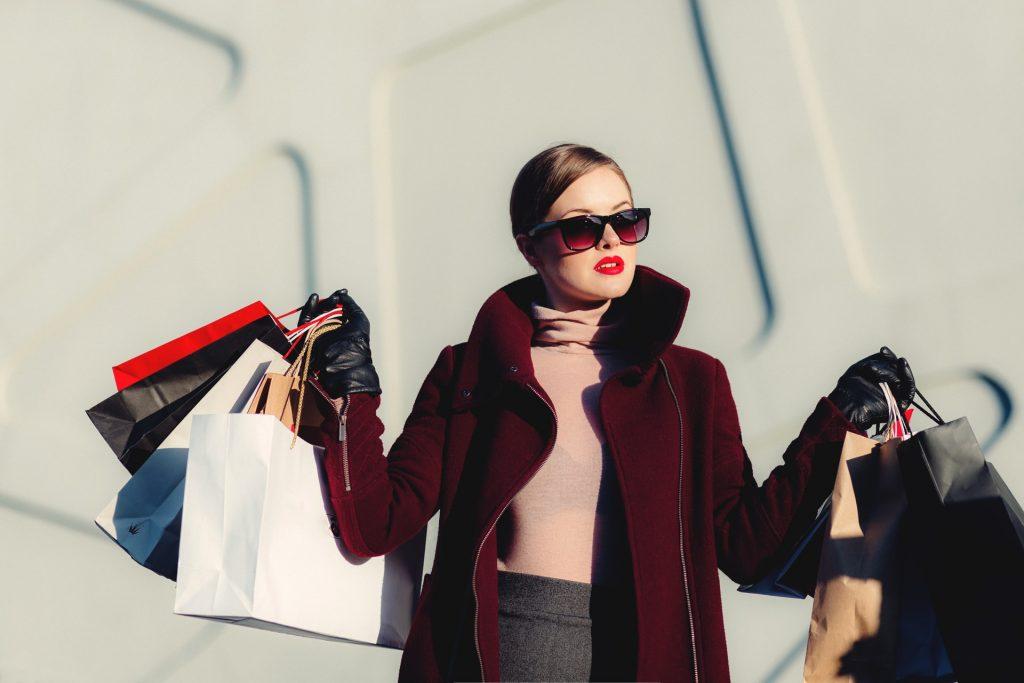 brand e shopping online e offline