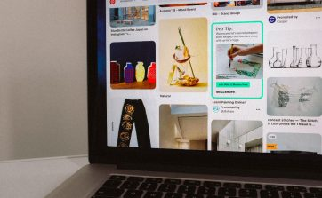 Pinterest ricavi guadagni