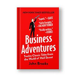 management aziendale - libro di john brooks